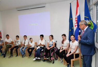 Novi prostori Centru za obrazovanje Goljak – za učenike s motoričkim teškoćama i kroničnim bolestima
