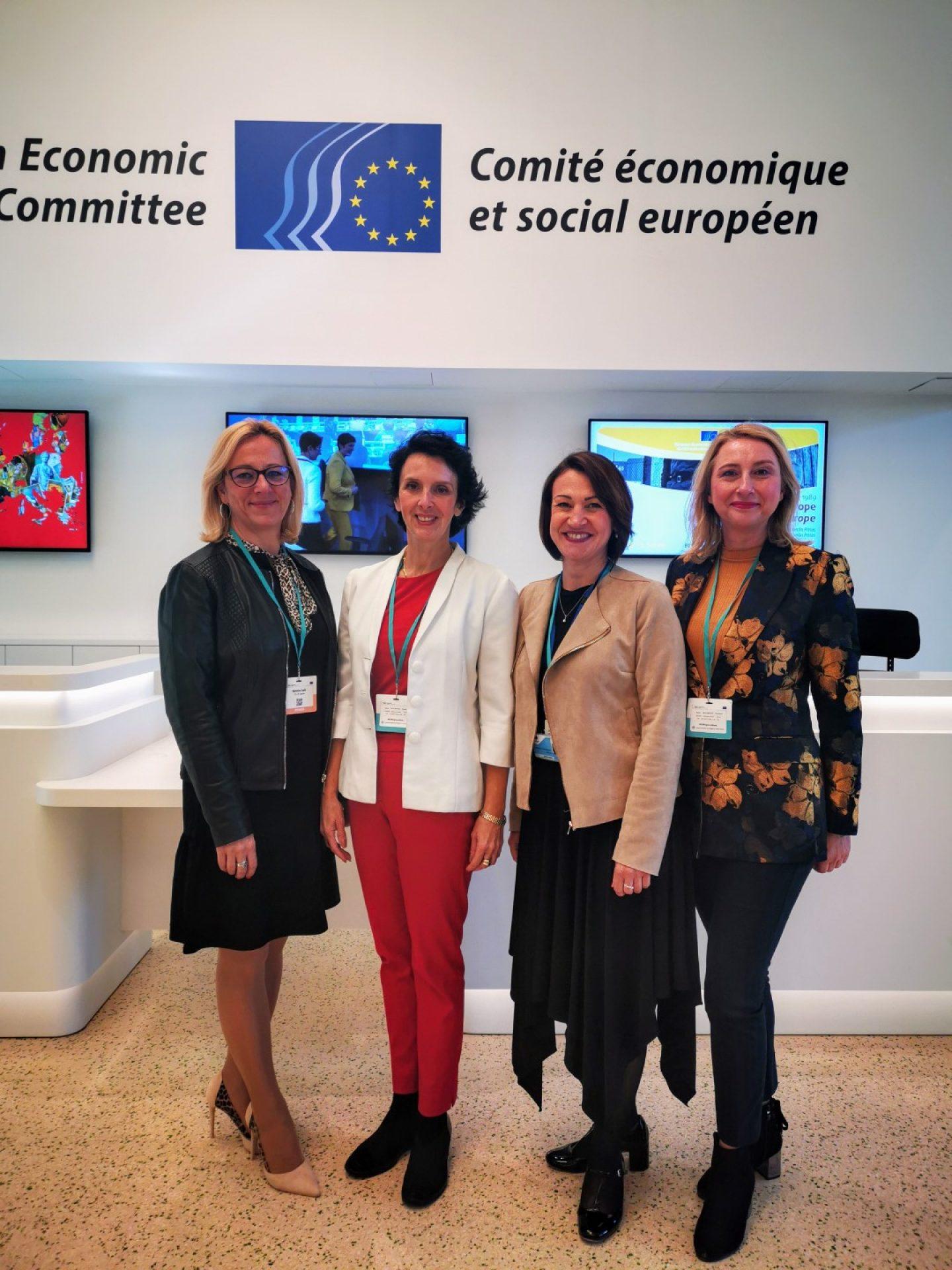 Aplikaciju Pristupačni Zagreb zagrebačke djelatnice predstavile u Bruxellesu na Odboru regija