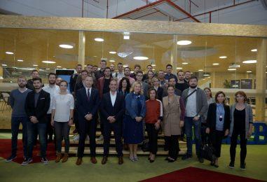 STARTUP FACTORY: Članovi 18 timova predstavili inovacije u Zagrebačkom inovacijskom centru