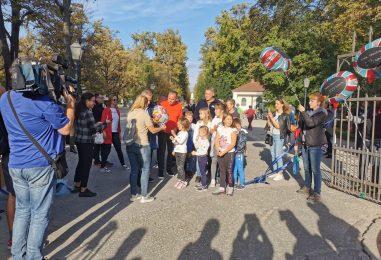 S ciljem očuvanja ravnoteže Parka prirode Maksimir, postavljen Sustav za brojanje posjetitelja
