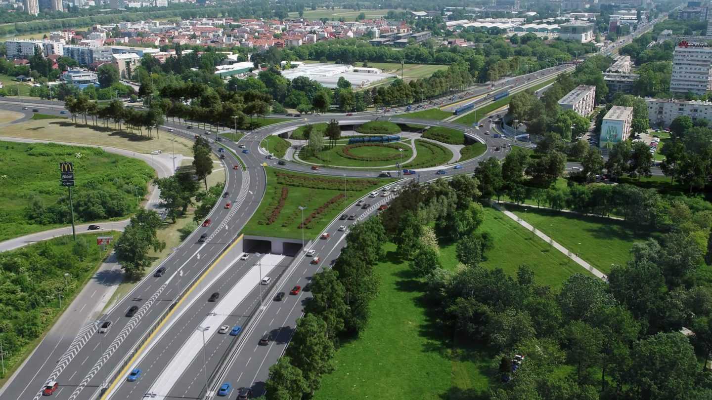 Zatvara se nakratko Jadranski most, vozači će moći i novim dijelom rotora