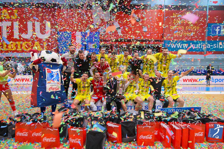 Noć za pamćenje u prepunoj dvojci Domu sportova  – CB Dobermann pobjednik 49. Kutije šibica