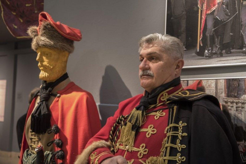 Kravat pukovnija dio izložbe o Krabatu