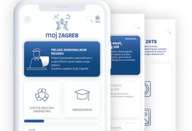 Preuzmite aplikaciju mojZAGREB i pratite sve obavijesti o koronavirusu!