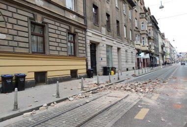 Tragedija u centru Zagreba: Poginuo radnik koji je sanirao štetu od potresa