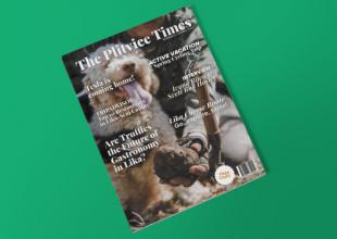 EKSKLUZIVNO Šesto izdanje The Plitvice Timesa, tema broja su LIČKI TARTUFI!