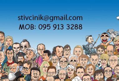 Zagreb In otvara suradnju s poznatim karikaturistom Stivom Cinikom