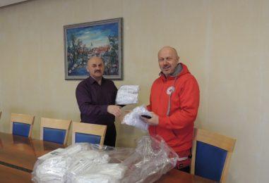 Dvije donacije iz Grada Gospića za borbu s koronavirusom