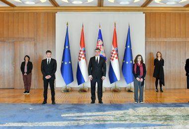 Predsjednik: Obnovu Zagreba treba provesti transparentno i pravedno poštujući struku
