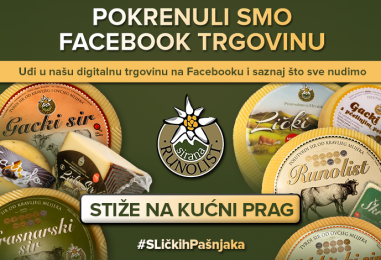 Sirana Runolist pokrenula Facebook trgovinu, od danas možete birati i naručiti proizvode