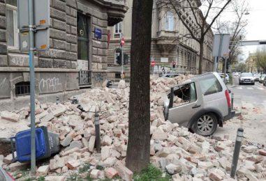 6. svibnja – krajnji rok za prijavu šteta uzrokovanih potresom