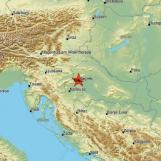 Današnji potres četvrti po jačini od naknadnih potresa koji su pogodili Zagreb