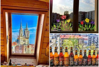 VIRTUALNI MUZEJ Pogledajte što su sve Zagrepčani snimili sa svojih prozora!