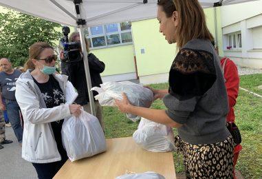 Iz Japana stigla pomoć za 514 stanara doma na Zagrebačkom Cvjetnom naselju!
