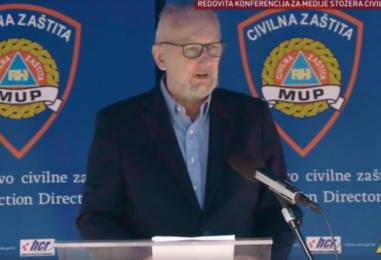 Božinović: Nakon 11. svibnja odluka o potpunom ukidanju propusnica
