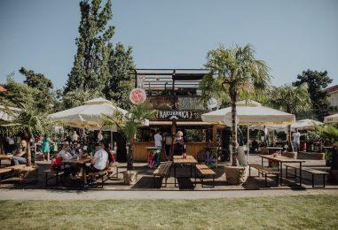 Fuliranje Jungle otvorilo svoja zelena vrata na Strossmayerovom trgu