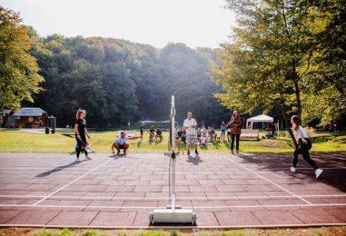 FOTO Baraćeve špilje dobile teren za badminton, održan i prvi turnir