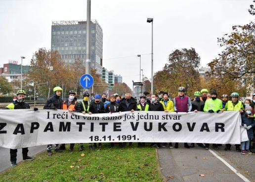 Biciklistički maraton Zagreb – Vukovar