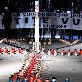 Dan sjećanja na žrtvu Vukovara i Škabrnje u Zagrebu