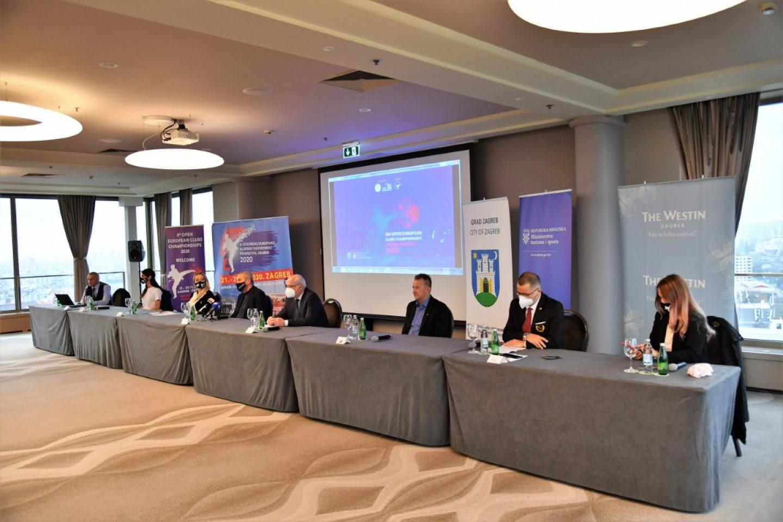 8. Otvoreno europsko klupsko prvenstvo u taekwondou u Zagrebu 21. do 25. studenoga