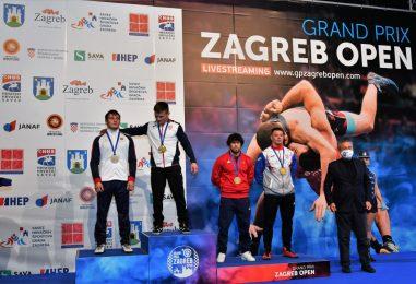 Hrvački turnir Zagreb Open Grand Prix 2020.