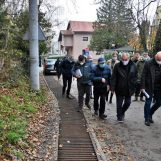 Sredinom siječnja Črnomerec dobiva obnovljeno okretište, gradi se javni WC, podzemni kontejner za otpad…