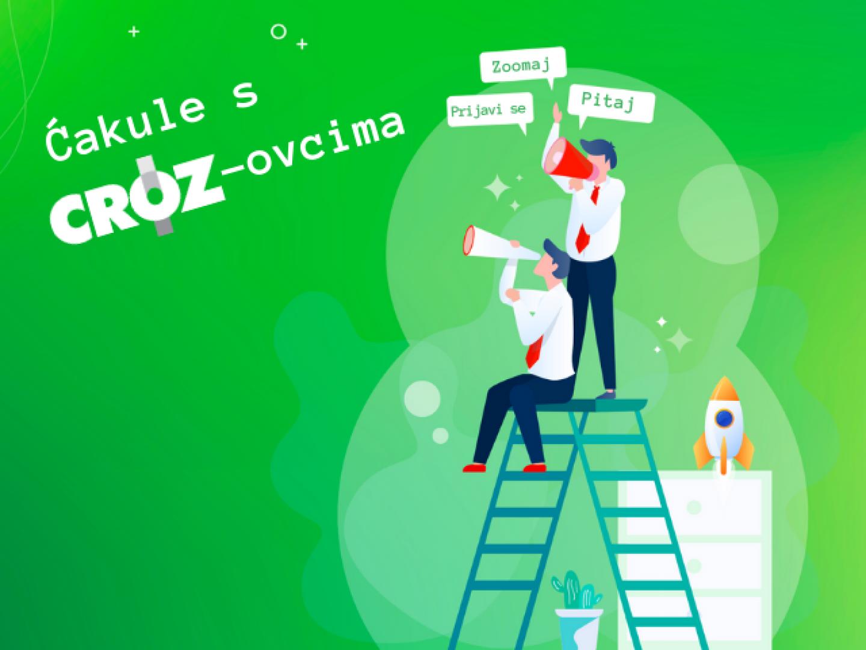 Kreću Ćakule s CROZ-ovcima – online-druženja za student