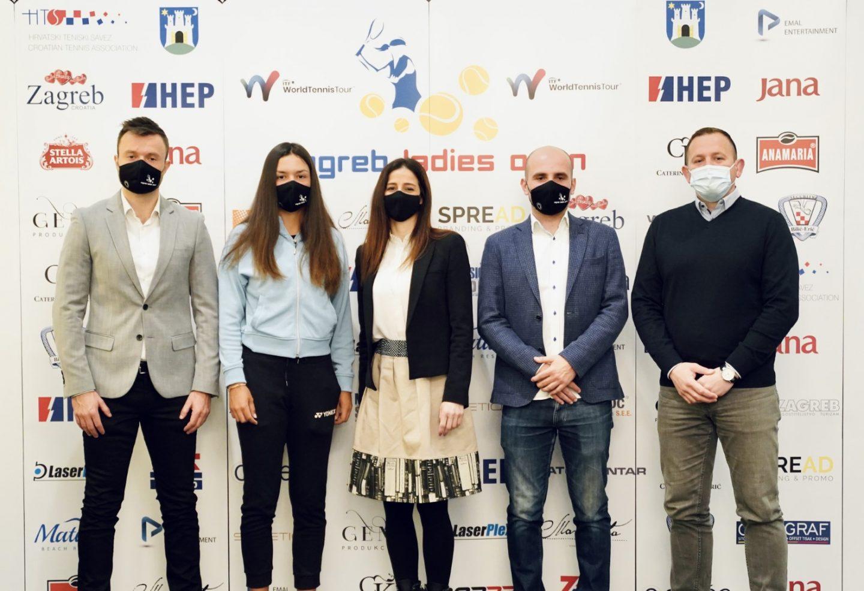 U nedjelju kreće Zagreb Ladies Open na teniskim terenima u Maksimiru