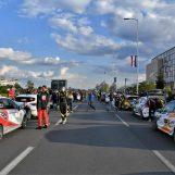 Svjetski sportski spektakl u Zagrebu – Startao FIA WRC rally Croatia 2021.